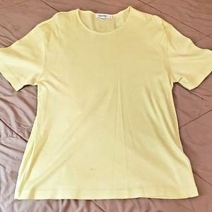 Calvin Klein Mens XL Casual T shirt
